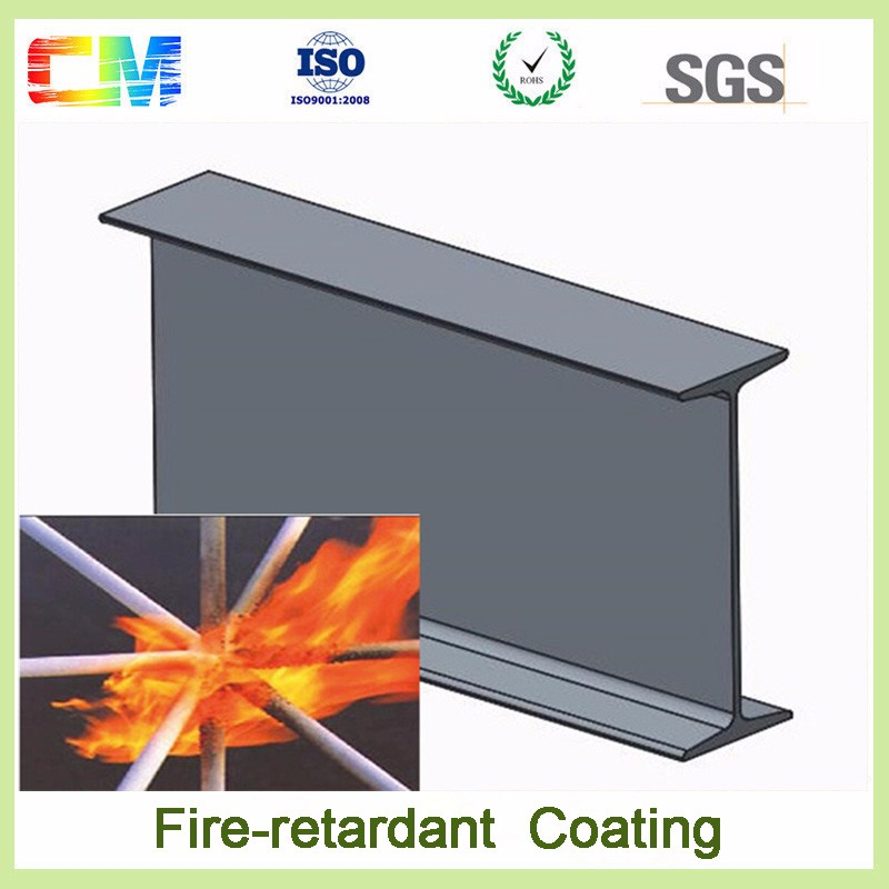 Hot sale fire-retardant coating for steel structure in building