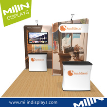 Popular Products Exhibits Booth Design Aluminum Tradeshow Booths Custom Fair Equipment with High Quality