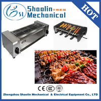 New Style bbq machine for meat with best service