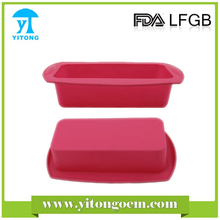 Silicone loaf pan/bread baking form/bread mold