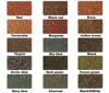 Synthetic Resin Material and Shingle Roof Tiles Type Wave synthetic resin roofing tile