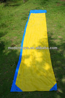 2013 New Design inflatable Single water slide