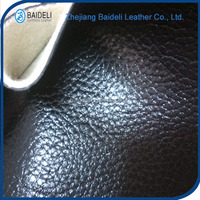 sponge foam pvc pu vinyl fabric rexine leather for any usage