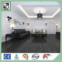 6mm 8mm 12mm HDF factory commercial / household laminated flooring tiles / PVC vinyl floor with covering