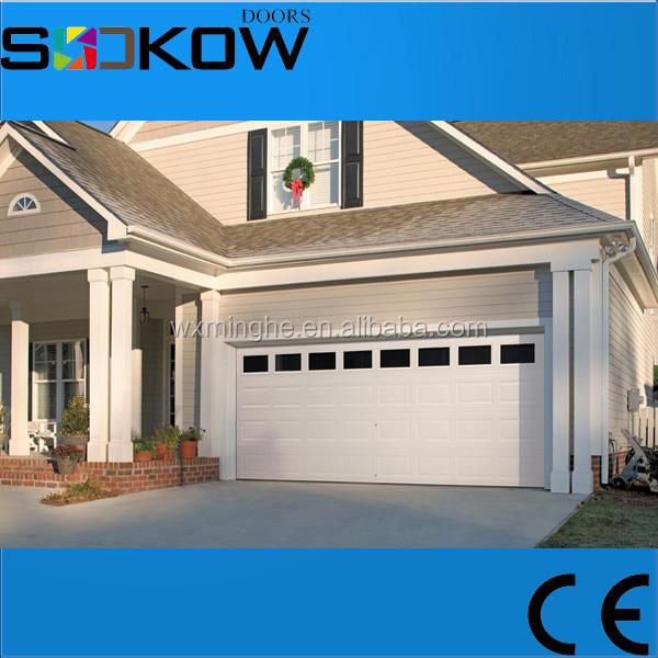 Residential Sectional Garage Door : Residential garage doors sectional door with