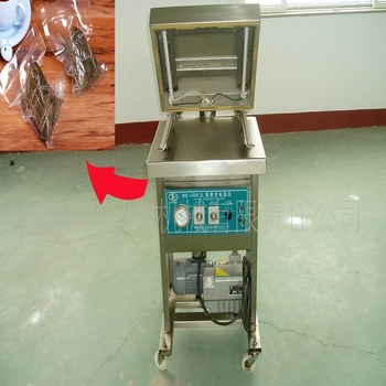 Light Vacuum Packing Machine Acceptance Check Of The Production Line