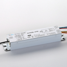 UL listed high efficiency Dual 0-10v led driver CCT tunable and Dimming with two standard 0-10V dimmer led driver