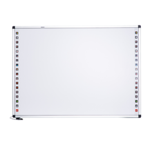 High Quality IR touch screen smart interactive whiteboard for classroom