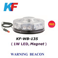 R65 Hot selling car warning light,warning beacon,stroble light,KF-WB-135