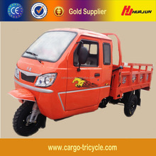 Heavy Loading 3-Wheeled Motorcycle/Cabin Cargo Tricycle