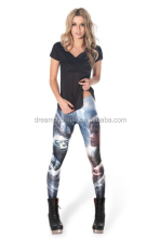 Hot Sale Fashion Digital Printed Tight Ladies Legging Sex
