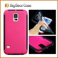 Ultra thin full body mobile phone case for samsung s5 tpu case