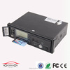 Good USB 3G DVR car digital gps tachograph with multimedia video integration 4 channel camera