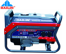 HAILIN CHINA FUJIAN 170F engine 2kw 2kva air cooled electric gasoline generator