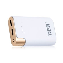Power bank charger 6000mAh/7800mAh portable power bank for mobile phones