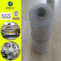 LLDPE Protective Plastic Film clear packaging film