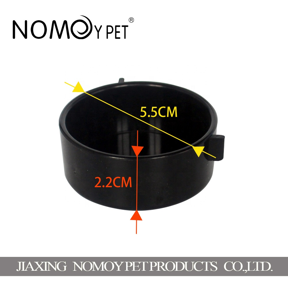 NOMOY PET high quality and reasonable price H-series round water bowl reptile breeding box pet food &amp; water bowl <strong>H0</strong>