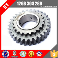 Bus Accessories zf Transmission Parts 1268304289 gear for Yutong Kinglong Higer zhongtong bus s6-90 gearbox