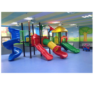 factory supply kindergarten cartoon vinyl PVC flooring mat roll Indoor Playground Vinyl Flooring For Children