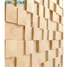factory price 3d wall retro style decorative living room decoration