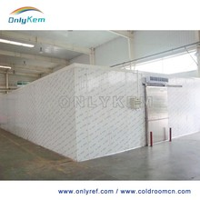 easy install pu insulation cold room with bitzer compressor