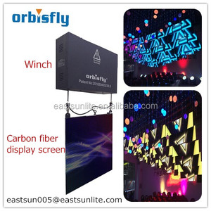 Orbisfly Kinetic LED video display P3.9 Kinetc LED Panel