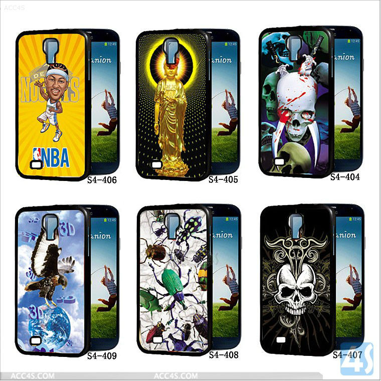 3D Back Hard Case Cover for Samsung Galaxy S4 I9500 P-SAMI9500HC065
