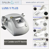 rf cavitation fat removal luna v