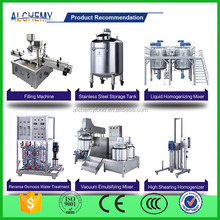 Yogurt Production Line With Small scale milk yogurt and cheese processing line pasteurized milk processing machine