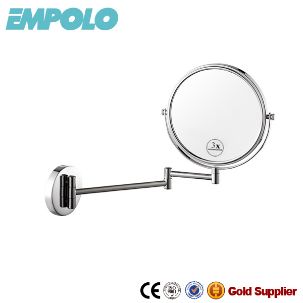 Adjustable Wall Mounted Shaving Mirror Bathroom Shaving Mirror Mr8002 Buy Bathroom Shaving