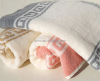 China culture back and forward line terry towel wholesale