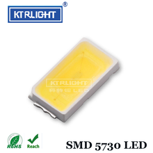 best price epistar chip smd 5730 led datasheet 0.5w