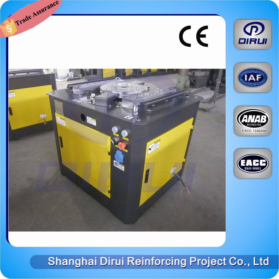 China price ATM 3KW-4P steel bending machine/used rebar bender/pneumatic hydraulic pipe bender