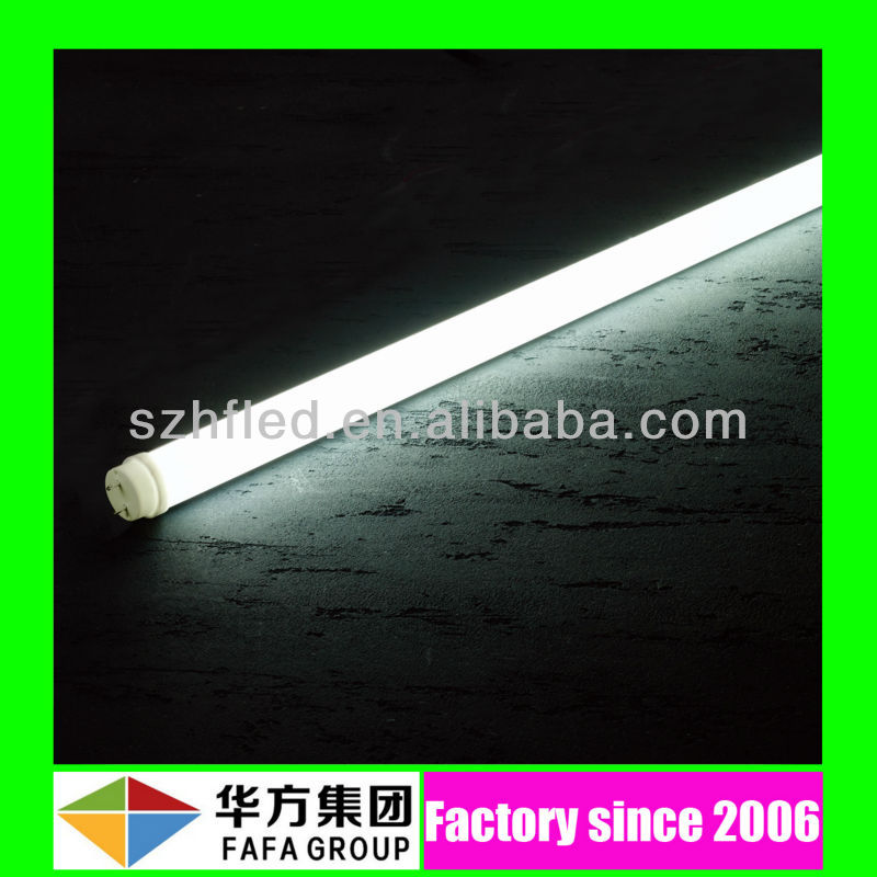 110LM/W high efficiency 600-2400mm high brightness free japanese tube led T8