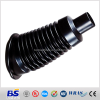High quality and high pressure small rubber bellow