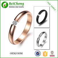 Finger rings jewelry men precious natural stone ring