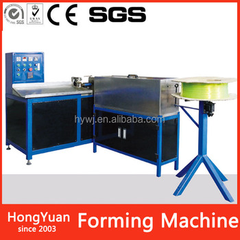CWM-1200 Packaging Organza Material plastic forming machine , rubber machinery
