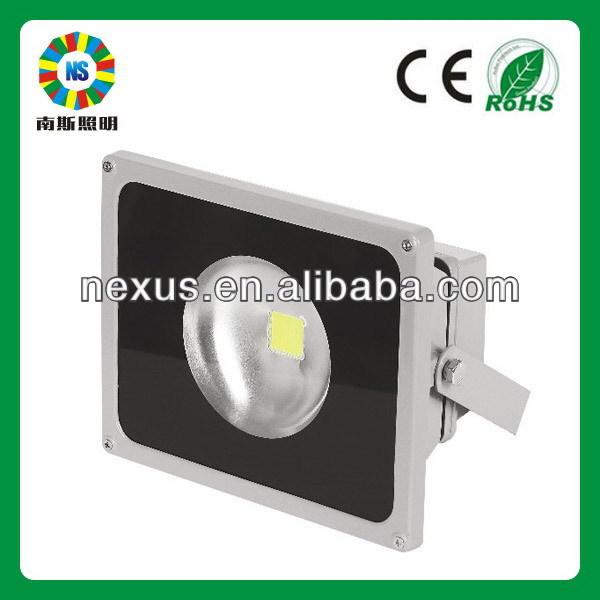 High quality customized indoor led track flood light