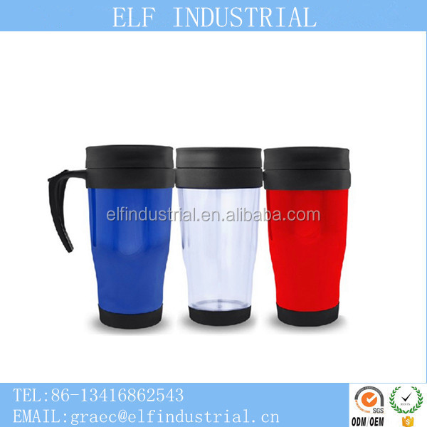 Plastic cup manufacturer making custom plastic cups/ injection molding design for promotion coffee plastic cup