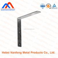 Custom hardware stamping sheet metal parts z bracket