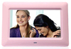 hd screen digital picture frame, 7 inch lcd digital photo frame with battery