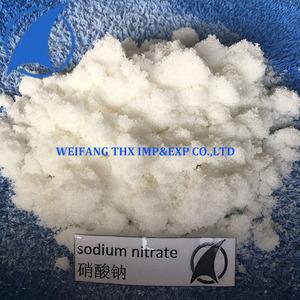 Industry Grade Sodium Nitrate 99.3% min White Powder From China Manufacture