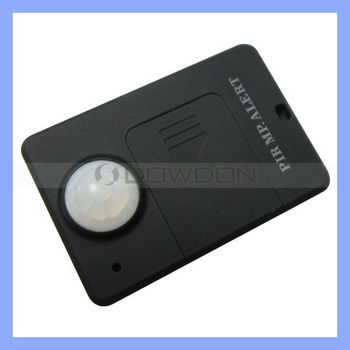 Remote Control Infrared GSM Module Home Alarm System with SIM Card