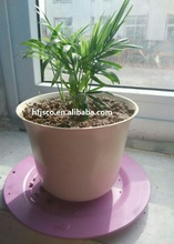 traditional simple fancy bamboo flower pot