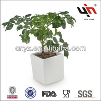 Y2231 White Hot Ceramic Flower Pots