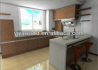 cheap kitchen cabinet made in China