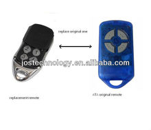 ATA garage door remote control PTX-4 replacement Aftermarket Smallest blue pink