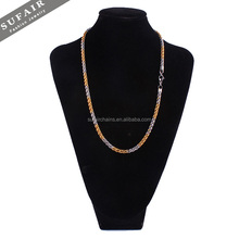 different types of necklace stainless steel chains jewelry