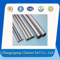 AISI 321 stainless steel pipe for Solar panels