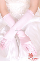 Ladies Long Gloves Free Shipping BG08 Hot Sale Bride Wedding Evening Hand Gloves for Women
